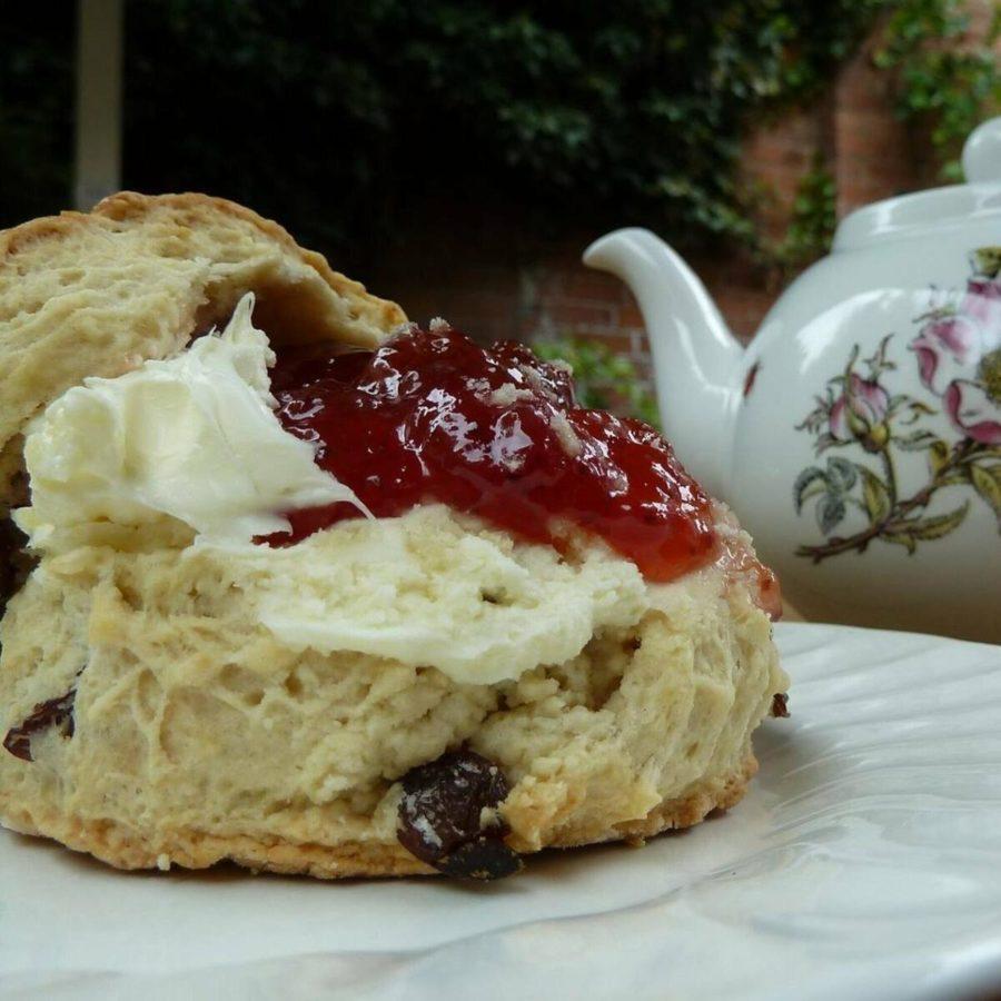 Cream Tea Large 2